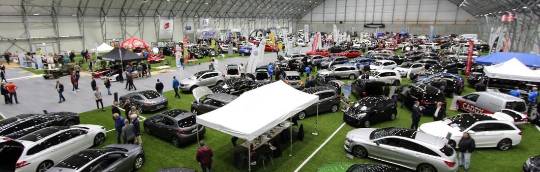 Norges største Bilmesse 28. til 30. oktober